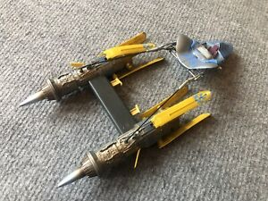 Hasbro 1998 Star Wars Episode 1 Anakin Skywalker Pod Racer used good condition