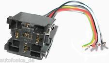 kfz Relais Sockel Fassung für Kfz-Relais 12V 40A Einreihbar car relay socket BK