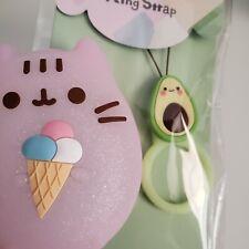 Tamagotchi P's iD L M!x Meets On Case Cover Glitter Pink Strap Set  (US Seller)