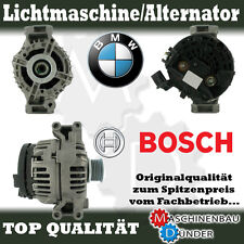 BMW COMPACT CABRIOLET COUPE TOURING E46 90A LICHTMASCHINE ALTERNATOR BOSCH
