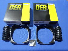 NEW 1969-72 Chevrolet Chevy II Nova Headlamp Bezels Pair OER Parts GM Licensed