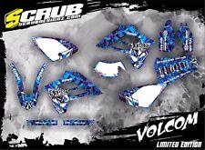 SCRUB Gas Gas graphics decals EC 125 250 300 450 2003 -2006 stickers fse