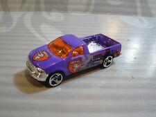 Hot Wheels Racing loose = Ford F-150 Pickup = Purple 3sp