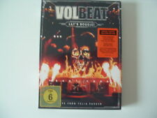 VOLBEAT - Let's Boogie !, Special Limited Edition, 2 CD & DVD, 2018 !!