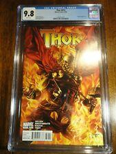 Mighty Thor #612 Suayan Cover CGC 9.8 NM/M Braithwaite Mephisto 1st Print Marvel