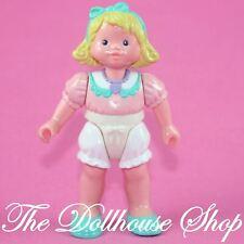 Fisher Price Loving Family Dream Dollhouse Blonde Birthday Party Girl Doll