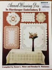 Hardanger Patterns & Instructional Media