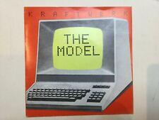 Kraftwerk  The Model / Computer Love 1981: EMI5207: Rare A1 / B1 Free UK Post