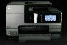 HP Officejet Pro 8620 Multifunktionsthermodrucker Schwarz (A7F65A) Sonderauktion