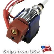 V6 Hotend All Metal 12V Bowden 1.75mm 0.4mm Nozzle for Anet Creality 3D Printers