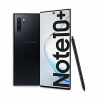 Samsung Galaxy Note 10+ Aura Black, Dual SIM, 256GB 12GB, Official Warranty