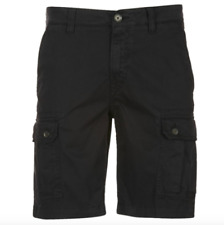 "Timberland Caspian Lake Mens Shorts Black - W30"" rrp £70"