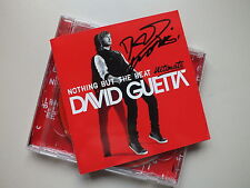 ORIGINAL SIGNIERT* DAVID GUETTA - Nothing but the Beat * SIGNED IN PERSON