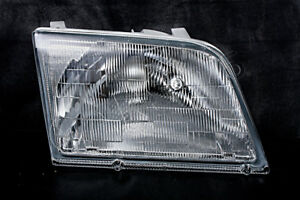 Headlight Lens RIGHT Fits MERCEDES SL-Class R129 US type 1990-2002
