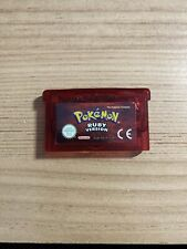 Pokemon Ruby Version - Nintendo Game Boy Advance