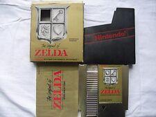 NES - The Legend of Zelda - (OVP, mit Anleitung) Top Zustand aus Sammlung