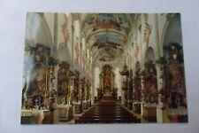 Ak Mönchsdeggingen Schwaben, Inneres der Mariannhiller Klosterkirche Postkarte