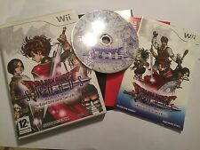 NINTENDO Wii Dragon Quest Swords el enmascarado Queen & la Torre de los Espejos PAL