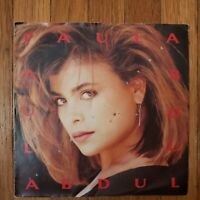 PAULA Abdul Cold Hearted / One or the Other NM 45 Vinyl Record VG Cover