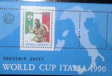 O) 1990 INDONESIA, WORLD CUP SOCCER CHAMPION SHIP ITALY 1990 - SCT 1435, MNH