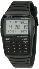 Casio Data Bank DBC-32-1A Wristwatch
