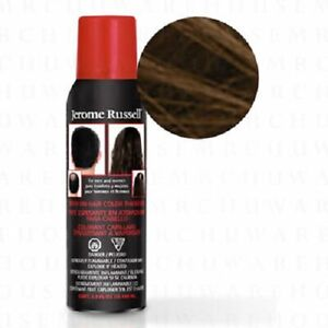 Jerome Russel spray on hair color thickener 3.5oz