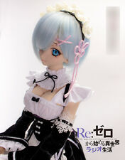 1/3 BJD dollfie dream doll clothes DDL/DDM Remu Cosplay Outfit Dress 99DL