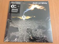 THIN LIZZY Thunder And Lightning 180 Gr Vinyl LP SEALED