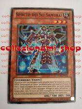 TU05-IT014 SPIRITO DEI SEI SAMURAI - COMUNE - ITALIANO