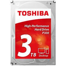 Toshiba HDD Dt01aca300 3tb 3 5intern SATA III