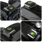 6 Pcs/Set Spirit Hot Shoe Level Protector DSLR Cameras For Sony Canon Nik TwMBU
