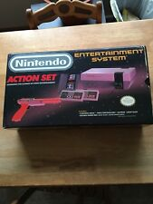 Nintendo Entertainment System Action Set - Tested & Working!