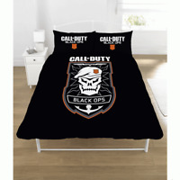 New Call of Duty COD Game Movie Kids Character Single Double Bedding Set Duvet