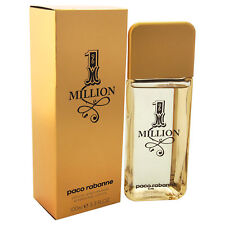 1 Million by Paco Rabanne 3.3 oz After Shave Lotion for Men New