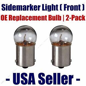 Sidemarker (Front) Light Bulb 2pk - Fits Listed Porsche Vehicles - 5008