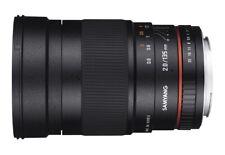 Samyang 135mm F2.0 ED UMC AE Telephoto Lens Nikon F Mount
