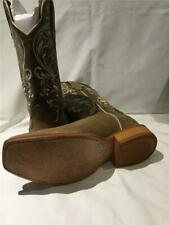 Ladies Cowgirl Boots Twisted X 9 Women Brown Western Boots