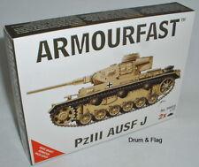 ARMOURFAST 99016. Pz. Kpfw. III Ausf j. PANZER III TANK 1/72 SCALE PLASTIC KIT