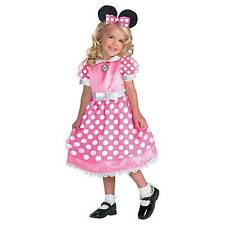 Disney Minnie Mouse Dress Costumes for Girls