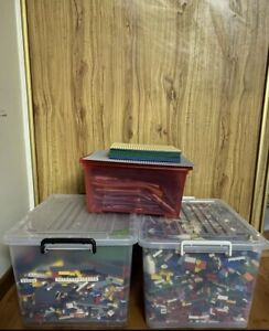 Lego Bricks Boxes x3! (Offers accepted)(offer me any price, ill ship it to you).