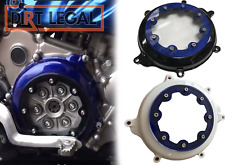 Suzuki DRZ400 Clear Clutch Cover