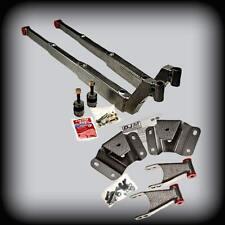 "DJM 3"" & 4"" Drop Lowering 1973-1979 Ford F-100 F100 Ranger King Pin w/Shocks"