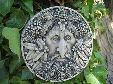 VERDE Uomo Pietra Giardino ornamentale (INVERNO) | molti più ORNAMENTI nel mio negozio!