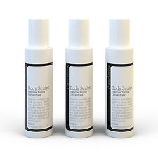 3 x Body Sculpt serum - Tightens and lifts sagging skin, helps reduce arm wings