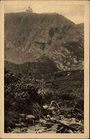 Riesengebirge Schlesien Schneegrube mit Baude AK um 1920 alte Ansichtskarte