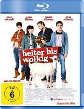 HEITER BIS WOLKIG (Max Riemelt, Anna Fischer) Blu-ray Disc NEU+OVP