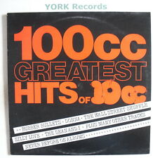 10CC - 100cc Greatest Hits Of 10cc - Ex Con LP Record
