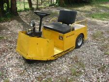 Taylor Dunn Ss 025 36 24volt Electric 3 Wheel Order Picker Personnel Cart 2011