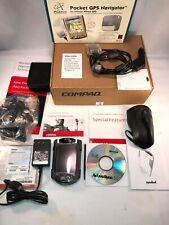 Compaq iPaq Pocket Pc H3850 206 Mhz Win Mobile 2002 (230397-001) w/Extras
