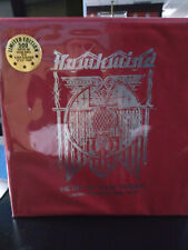 HAWKWIND VICTIM OF SONIC ATTACK London 72 Clear Vinyl Double LP Turner,Kilmister